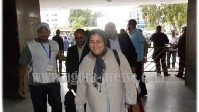 Photo of بالصور: فاطمة وشاي والملحن العلوي من بين حضور الجلسة العامة للمؤتمر الـ5 لشبيبة العدالة والتنمية