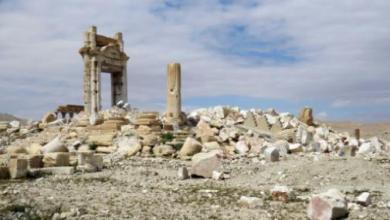 Photo of بعد تنظيم الدولة الاسلامية اثار تدمر معرضة للنهب من قوات النظام السوري