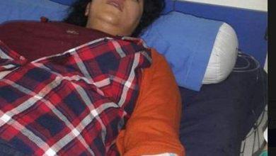 Photo of بالصورة.. دنيا بوطازوت في المستشفى بعدما كسرت مواطنة أنفها