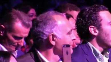 """Photo of بالفيديو .. وزير الخارجية مزوار """"زاهي"""" و يرقص في حفل """"إيجي أزاليا"""""""