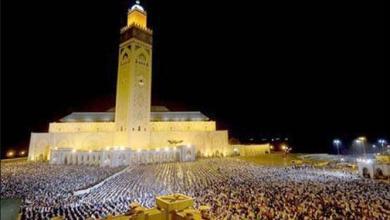 Photo of مسجد الحسن الثاني ورمضان: إقبال كبير للمصلين من مختلف جهات المملكة