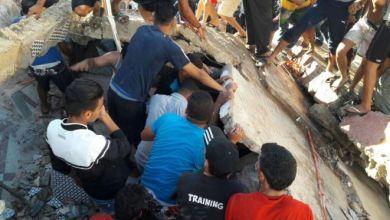 """Photo of حصيلة جديدة: وفاة شخصين وإصابة 24 وامرأة في عداد المفقودين في """"فاجعة سباتة"""""""