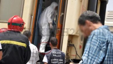 Photo of بالفيديو والصور.. إعادة تمثيل جريمة القتل العمد مع تقطيع جثة الضحية بسلا (مفصل)