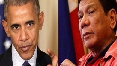 Photo of ردا على سبه.. أوباما يرفض لقاء رئيس الفلبين