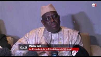 Photo of رئيس السنغال وعودة المغرب للاتحاد الإفريقي