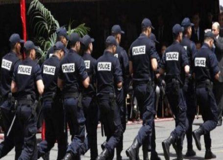 المديرية العامة للأمن الوطني تعلن عن مباريات توظيف 5540 رجل أمن