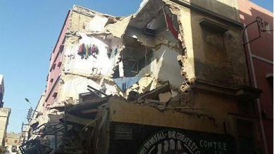 Photo of الدار البيضاء.. انهيار منزل آيل للسقوط يخلف إصابة شخص بجروح طفيفة