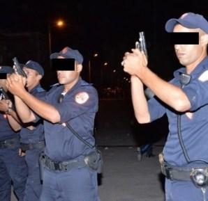 فاس.. شرطي يضطر لاستخدام سلاحه لتوقيف شخص يشتبه في تورطه في ارتكاب جريمة قتل باستخدام السلاح الأبيض