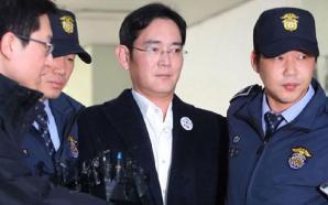 """محكمة كورية جنوبية تقضي بسجن وريث """"سامسونغ"""" 5 أعوام"""
