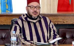 برقية تهنئة من الملك محمد السادس للخليفة العام الجديد للطريقة…