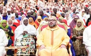 أمير المؤمنين يدشن مشروع توسعة معهد محمد السادس لتكوين الأئمة…