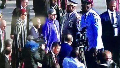Photo of الملك محمد السادس يحل بأبيدجان في زيارة عمل وصداقة إلى جمهورية كوت ديفوار