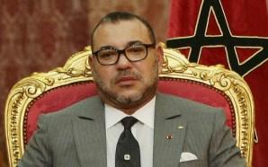 برقية تعزية ومواساة من الملك محمد السادس إلى الرئيس الفرنسي