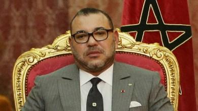 Photo of برقية تعزية ومواساة من الملك محمد السادس إلى الرئيس الفرنسي