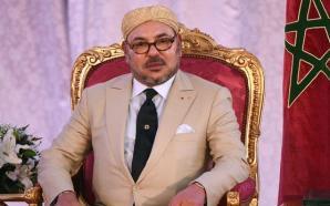 الملك محمد السادس يعزي ويواسي عائلات ضحايا حادث القطار في…