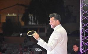 شاهد الفنان العراقي همام يغني صوت الحسن ينادي (فيديو)