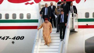 Photo of بعد فترة نقاهة.. الملك محمد السادس يعود إلى أرض المملكة