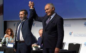 انتخاب صلاح الدين مزوار رئيسا جديدا للاتحاد العام لمقاولات المغرب