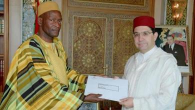 Photo of بتعليمات ملكية..وزير الخارجية يستقبل مبعوث رئيس غينيا بيساو حاملا رسالة إلى الملك محمد السادس