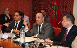 لجنة التعليم والثقافة والاتصال بمجلس النواب تناقش مشروع القانون المتعلق…
