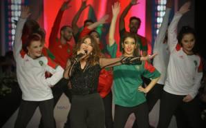 سميرة سعيد تشيد بأداء الأسود: مستوى عالمي.. برافو كنتم رائعين