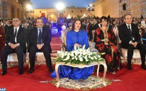 الأميرة للا حسناء تترأس حفل افتتاح الدورة الـ 24 لمهرجان…