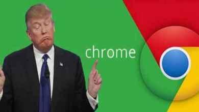 Photo of ترامب يهدد غوغل والشركة ترد بطريقتها