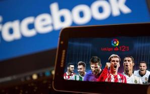 نقل مباشر ومجاني لبطولة إسبانيا على فيسبوك في بعض الدول