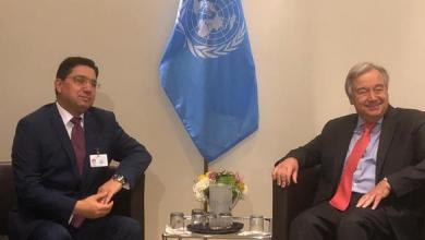 Photo of نيويورك: بوريطة يتباحث مع الأمين العام للأمم المتحدة