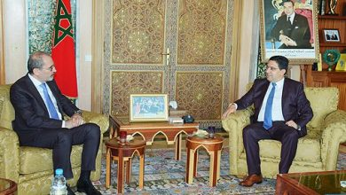 Photo of بوريطة يؤكد أن المغرب والأردن يتقاسمان نفس الرؤى بخصوص كل القضايا الإقليمية