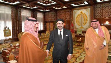 Photo of الرباط: الملك محمد السادس يستقبل وزير الداخلية السعودي