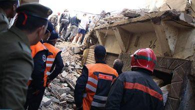 Photo of الدار البيضاء .. انهيار منزلين مدرجين ضمن تعداد المباني الآيلة للسقوط أحدهما غير مأهول بالسكان