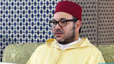 "Photo of أمير المؤمنين يؤدي صلاة الجمعة بمسجد ""الرضوان"" بمدينة سلا"