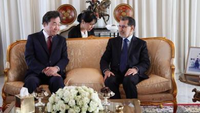 Photo of رئيس الحكومة يجري مباحثات مع نظيره الكوري