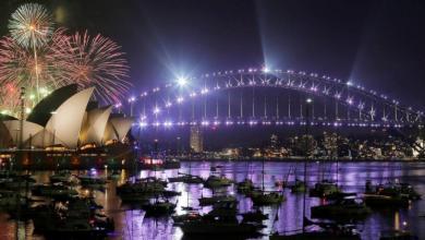 Photo of شاهد سيدني.. أولى المدن العالمية احتفالا بالعام الجديد