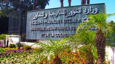 Photo of الخارجية المغربية تكشف حقيقة جوازات السفر المغربية المنسوبة للرئيس الموريتاني