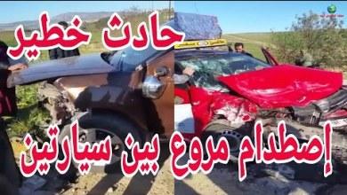 Photo of شاهد.. طاكسي صغير يتسبب في حادثة مروعة