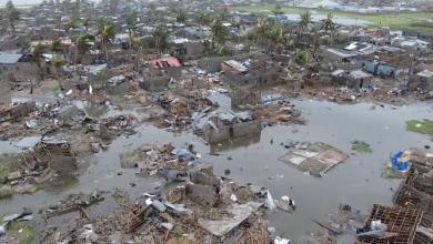 Photo of حصيلة جديدة.. الموزمبيق: مصرع 417 شخصا بسبب إعصار إيداي