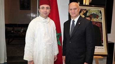 Photo of الرباط: بحث سبل توطيد التعاون في المجال الصحي محور مباحثات بين المغرب والسيشل