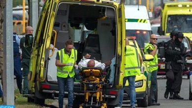 Photo of 40 قتيلا و20 جريحا في الهجومين على مسجدين في نيوزيلندا