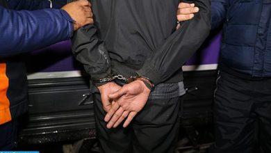 """Photo of تمارة: توقيف شخص وبحوزته 22.140 قرص طبي مخدر من نوع """"ريفوتريل"""""""