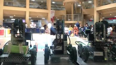Photo of فريق (أبولو) المغربي يتوج بجائزة الحكام في المسابقة العربية للربوت بعمان
