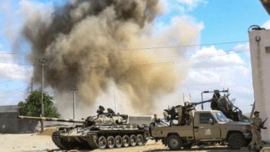 Photo of ليبيا.. مقتل أزيد من 200 شخص منذ بداية هجوم قوات حفتر على طرابلس