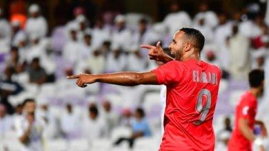 Photo of يوسف العربي يهز شباك العين الاماراتي في دوري أبطال آسيا