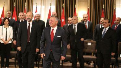 Photo of وزراء الحكومة الأردنية يقدمون استقالاتهم تمهيدا لتعديل وزاري