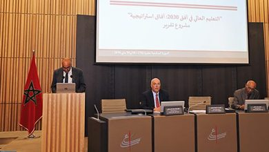 Photo of المجلس الأعلى للتربية والتكوين والبحث العلمي يوصي بسلسلة من الإجراءات الرامية إلى تجويد التعليم العالي