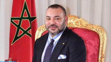 "Photo of الملك محمد السادس يتوج بالجائزة الدولية ""ميدالية إليس آيلاند"" الشرفية 2019"