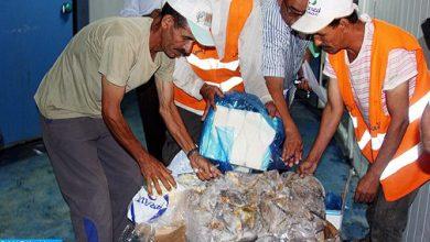 Photo of جهة طنجة-تطوان-الحسيمة: حجز وإتلاف أزيد من 10 أطنان من المنتجات الغذائية غير الصالحة للاستهلاك