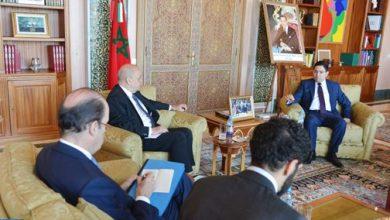 """Photo of المغرب """"ليس على علم لحد الآن بأي خطة للسلام"""" من أجل تسوية الصراع في الشرق الأوسط"""