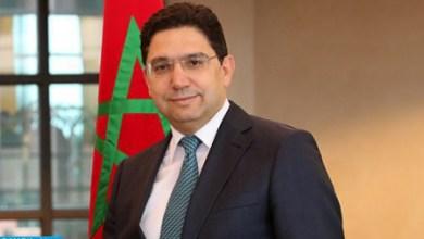 Photo of بوريطة يؤكد على الانخراط النشيط للمغرب في قمة الضفتين